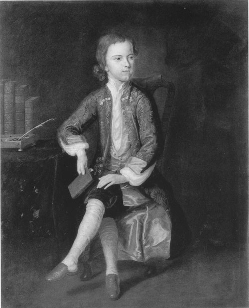 [Thomas Gray: From a painting attributed to Jonathan Richardson 	the Elder (1667-1745), but possibly by Arthur Pond (1701-1758)]